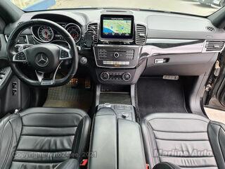 Mercedes-Benz GLE 63 AMG Coupe 5.5 V8 BITURBO 410kW