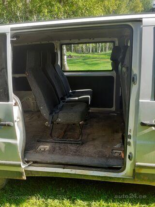 Mercedes-Benz Vito 108d 2.3 58kW