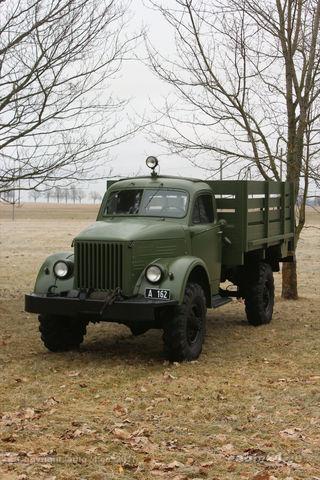 GAZ 63 A 3.5 R6 52kW