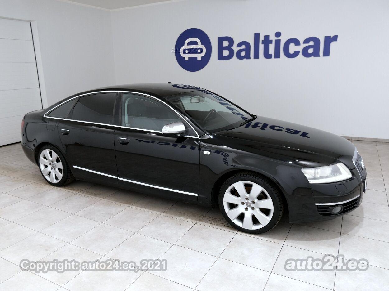 Audi A6 Comfortline - Photo
