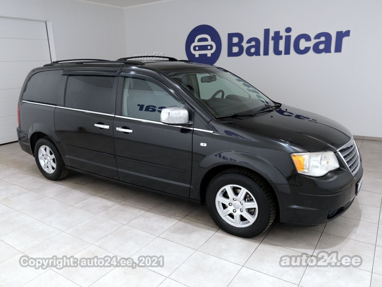 Chrysler Grand Voyager Stow N Go - Photo