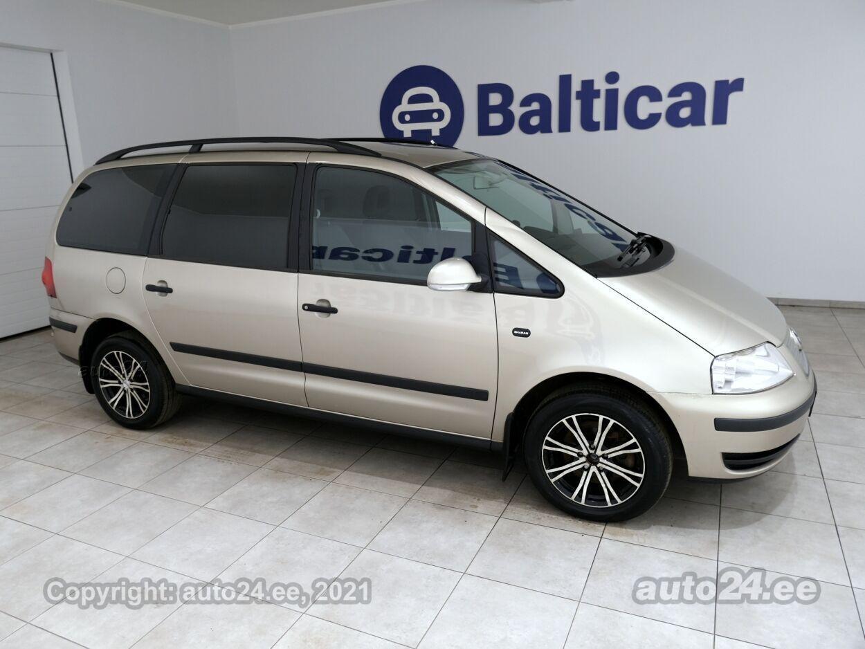 Volkswagen Sharan Facelift - Photo