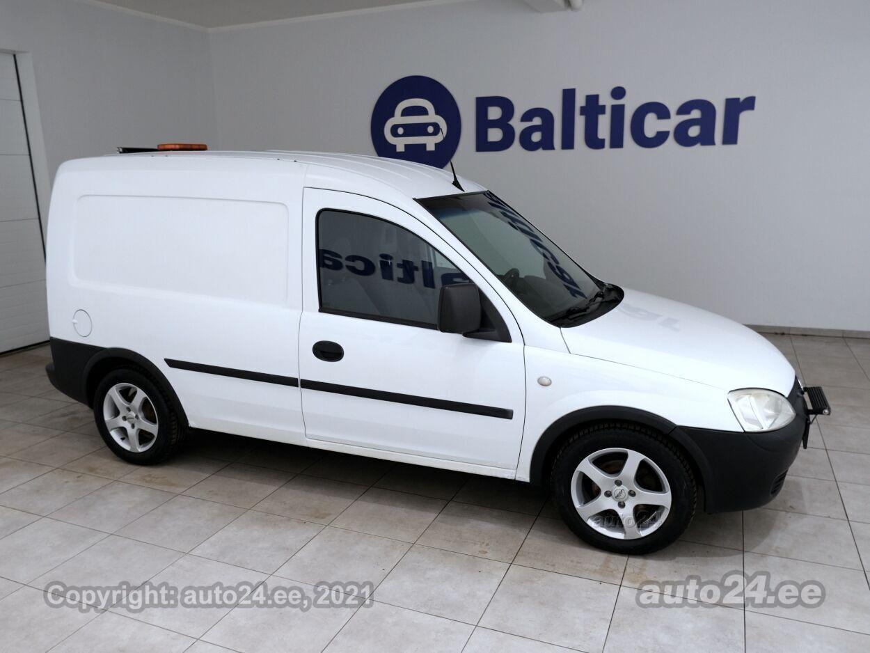 Opel Combo Van - Photo