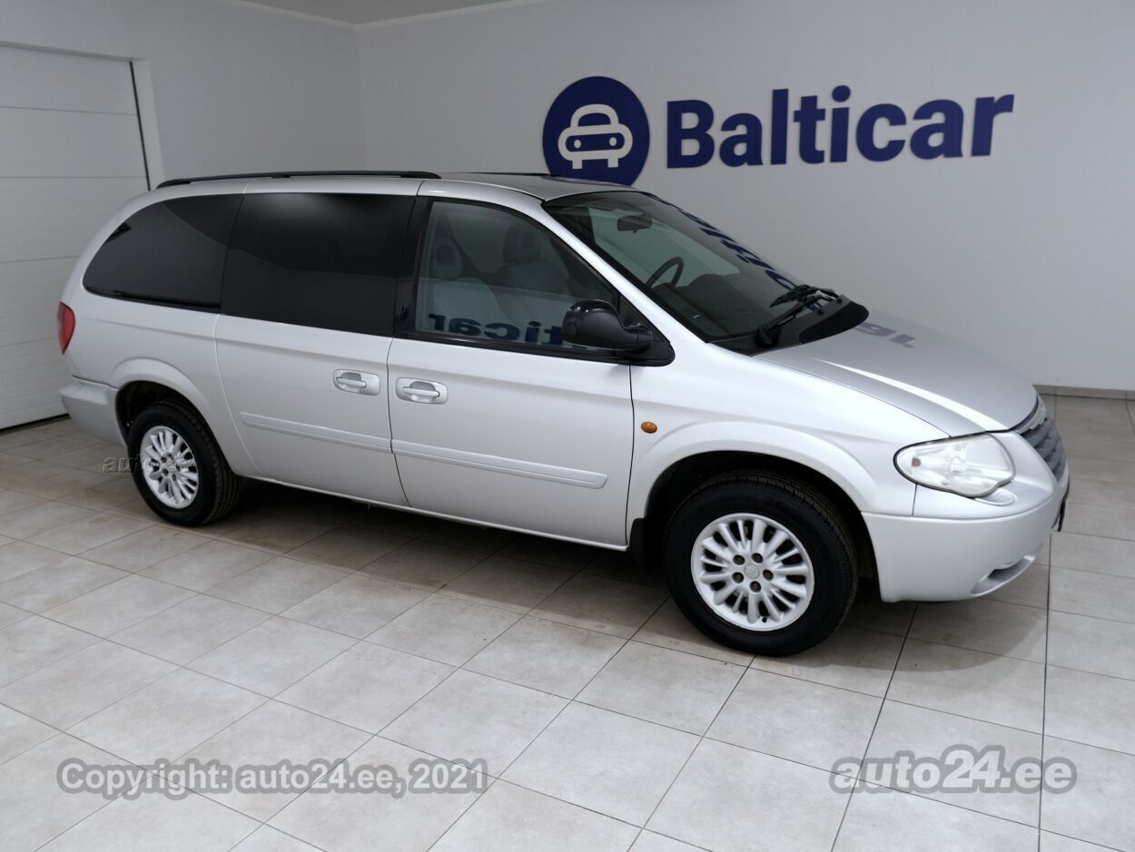 Chrysler Grand Voyager Stow N Go Limited ATM