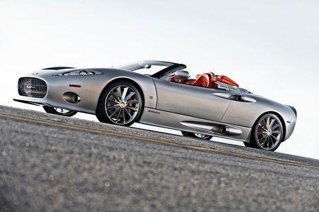 Spyker on taas ristteedel. Foto: Spyker